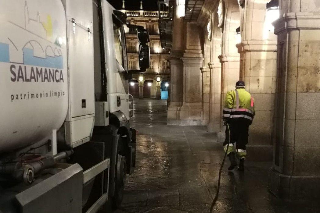 Limpieza calles 1