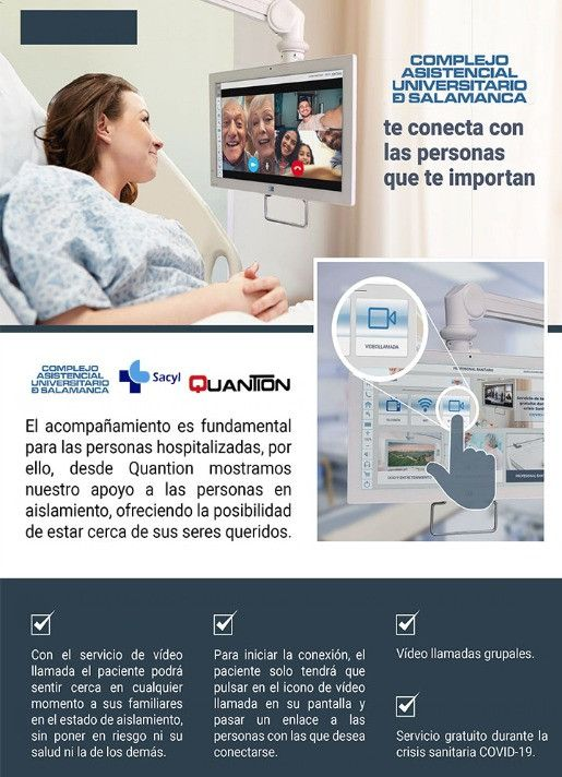 Videollamadas Hospital