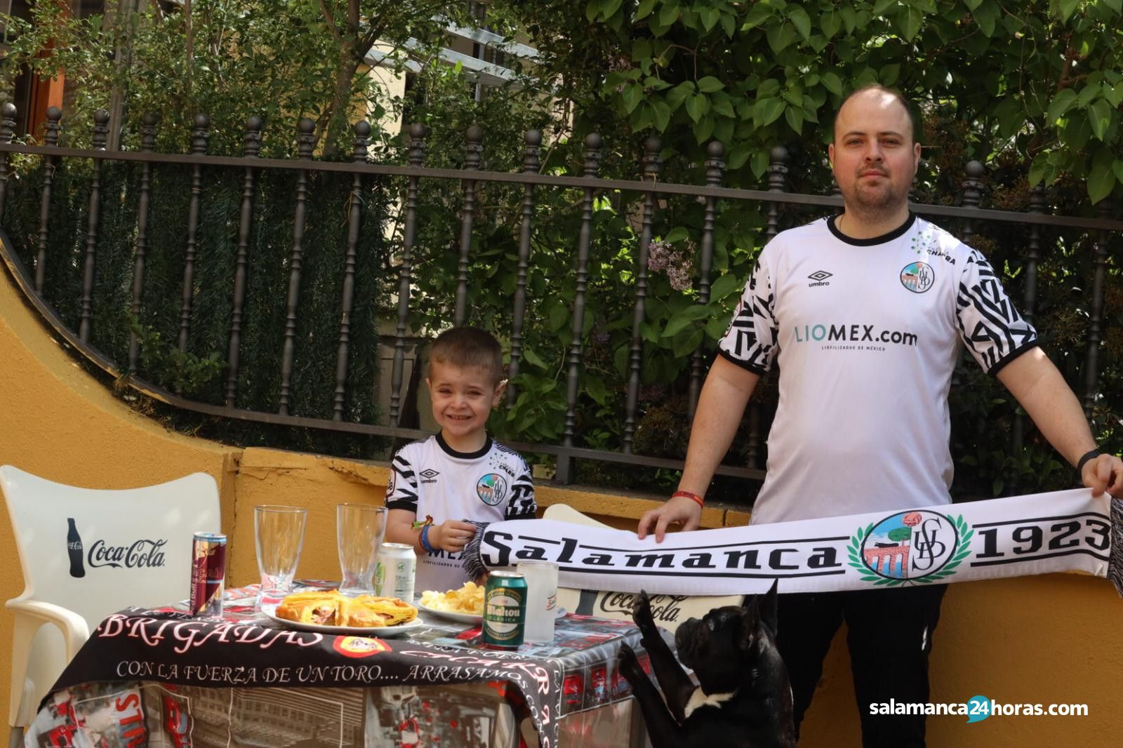 Hornazo Salamanca CF UDS