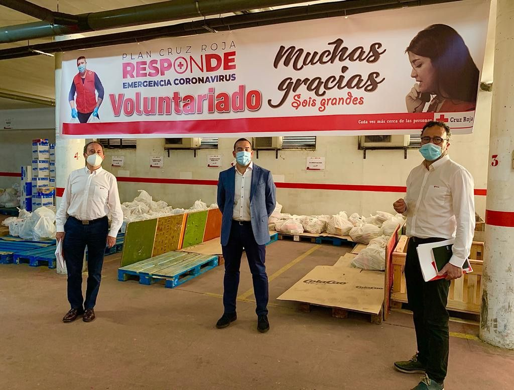 Visita Cruz Roja II