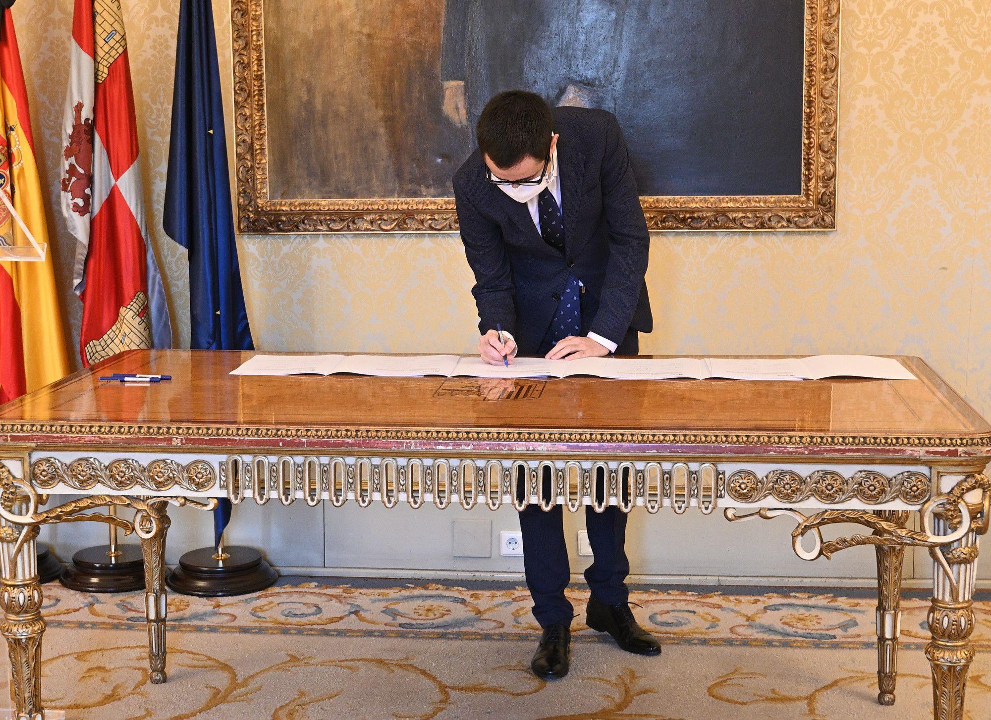 Firma PSOE
