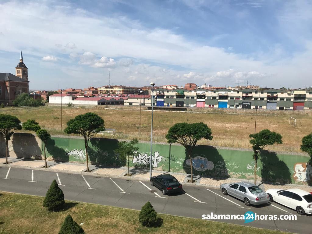 Campo de fútbol de Puente Ladrillo