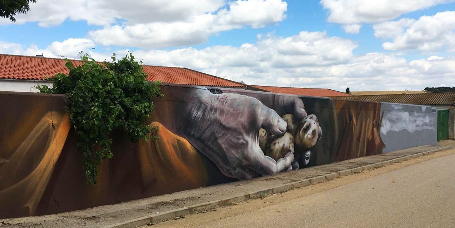Mural vega