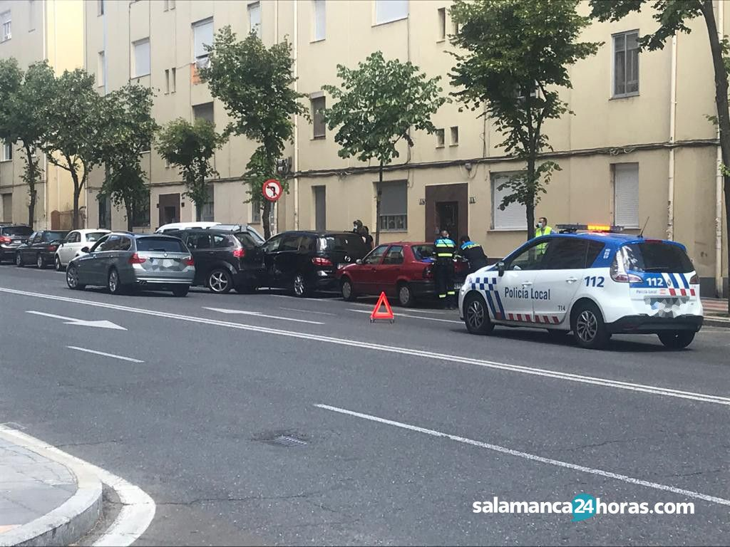 Accidente paseo de la estacion (3)