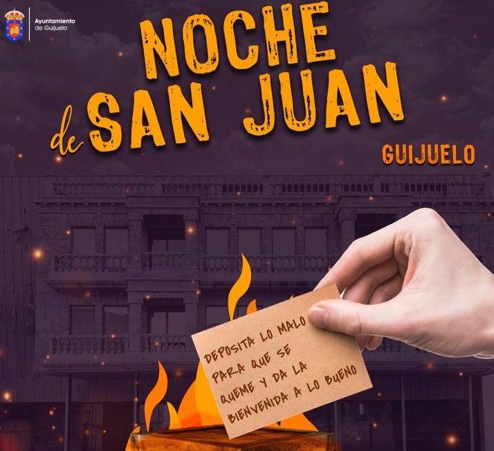 Noche de San Juan en Guijuelo