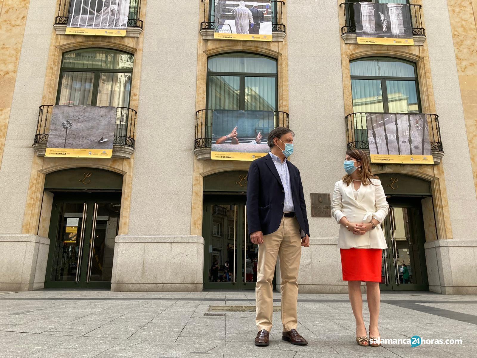 Fotos desde balcones plaza del liceo (3)