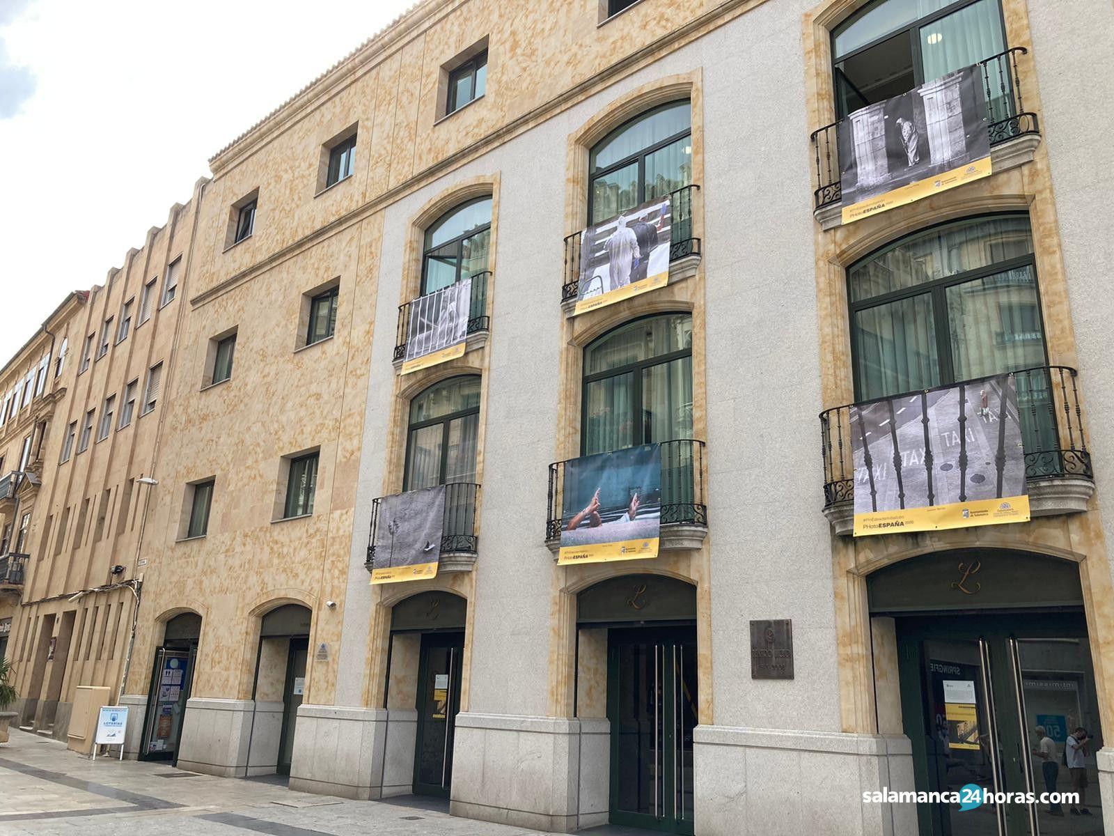 Fotos desde balcones plaza del liceo (2)