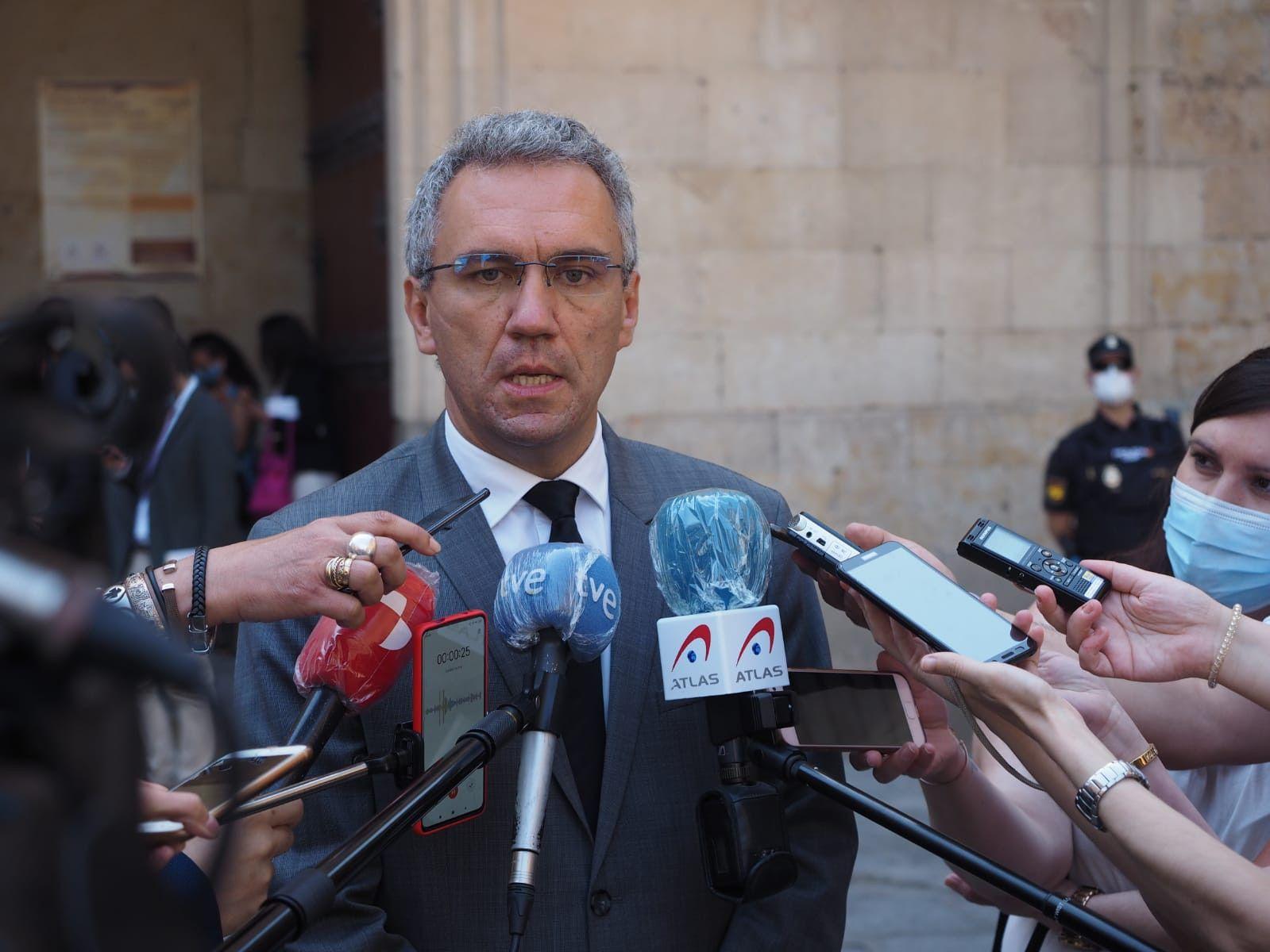 Javier Izquierdo delegado del Gobierno