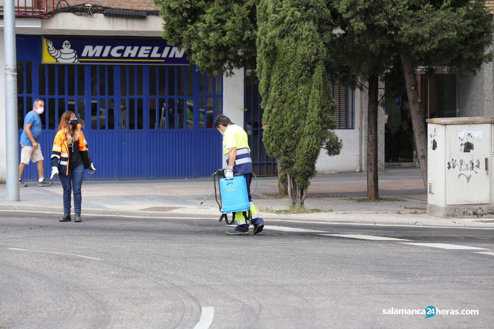 Motociclista herido Los Cipreses 2