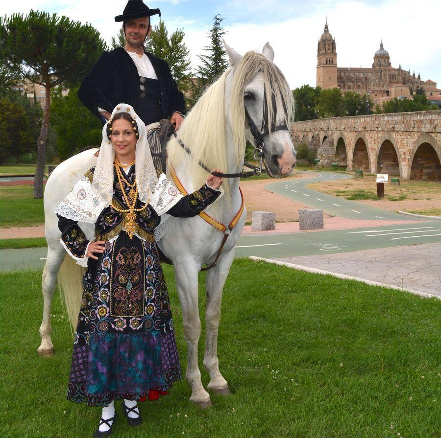 14 septiembre 2020 Exposicion Dia mundial del Charro