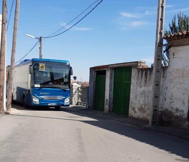 Bus escolar 1