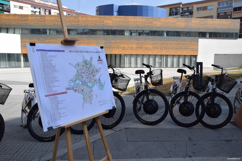 Bicicletas Ayuntamiento Salamanca (2)