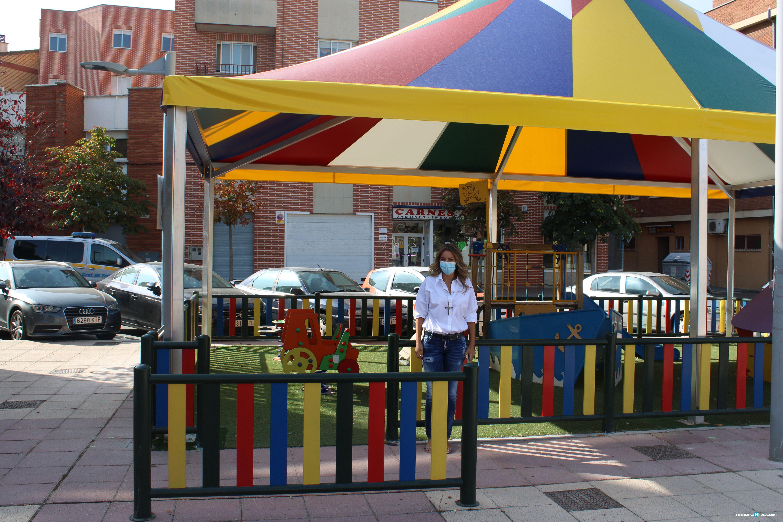 Marta Labrador nuevo parque Plaza Mayor Santa Marta (1)