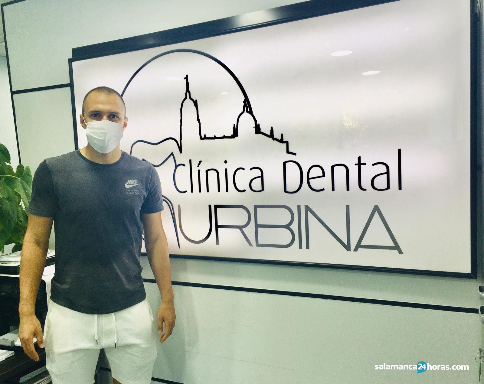 Kristian en Cli?nica Dental Urbina