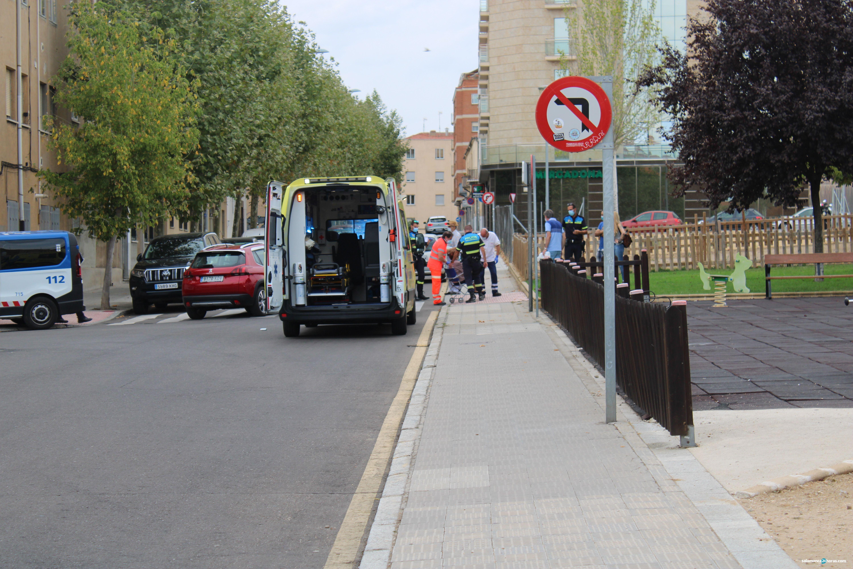 Atropello calle Nueva de San Bernardo (3)