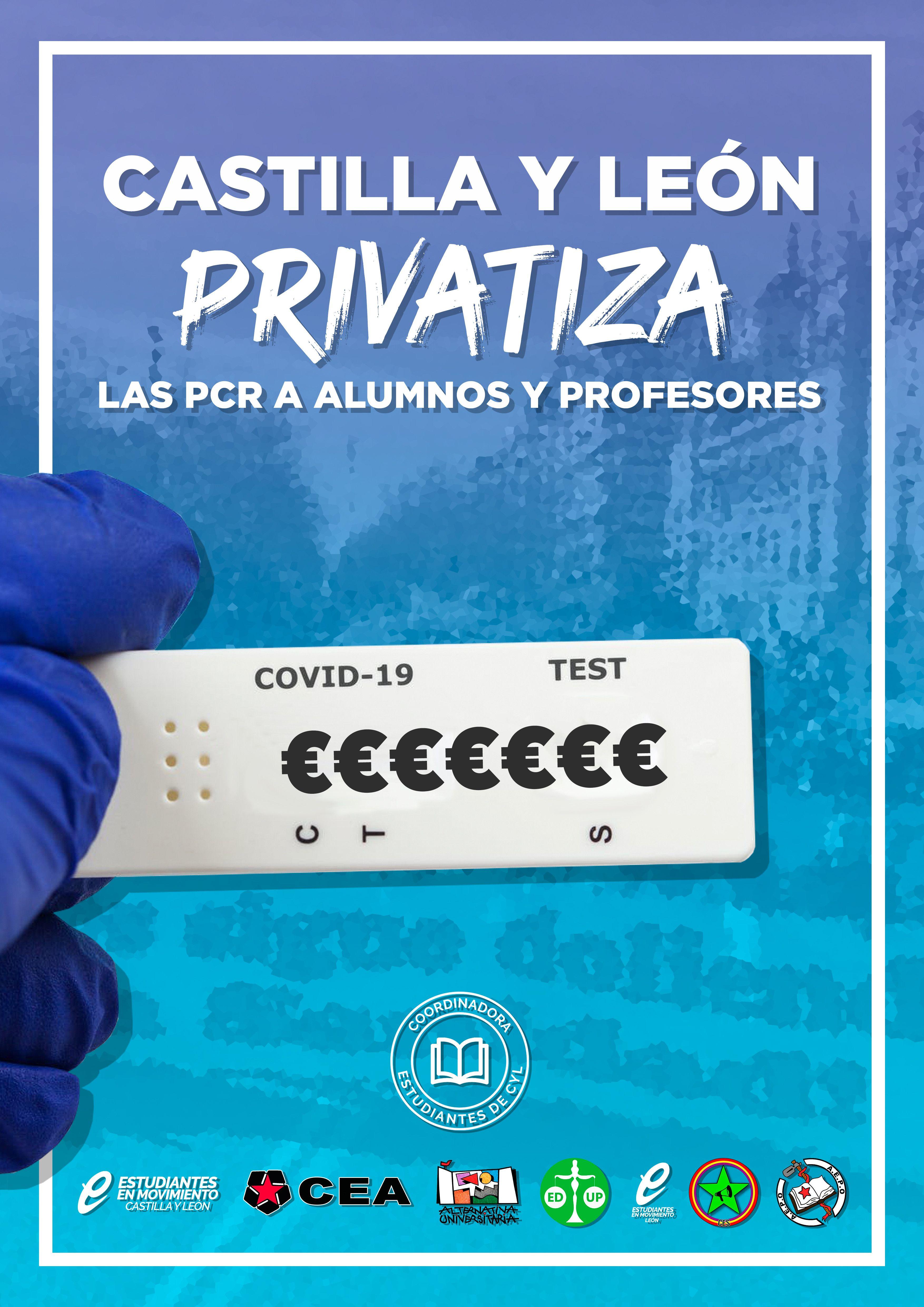 Cartel Coordi PCR