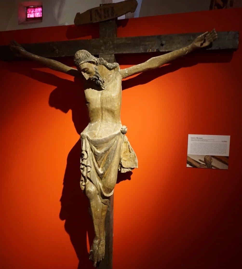 Cristo antes