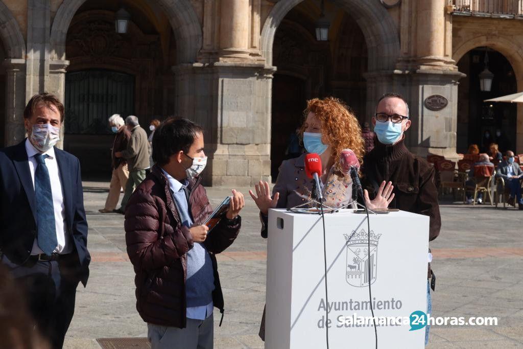 """Insolamis y Asprodes se unen a la campaña """"Viajar es fácil"""" de Plena inclusión Castilla y León para reclamar un turismo más fácil de entender (3)"""