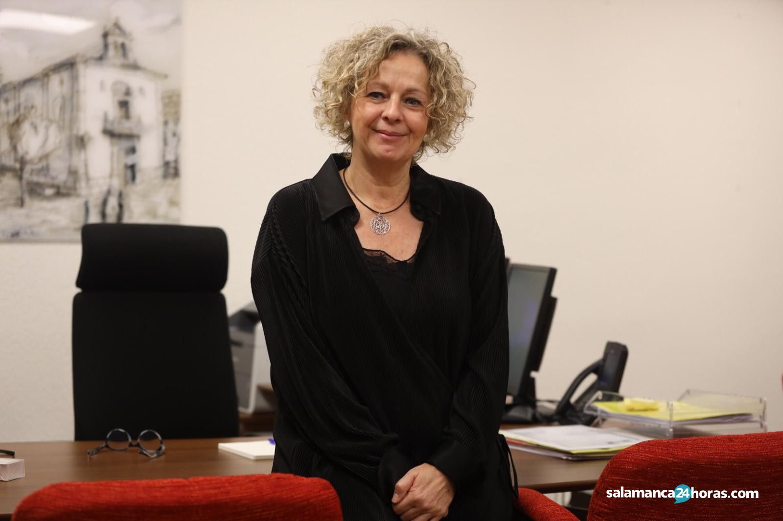Celia Aramburu vicerrectora de estudiantes (3)