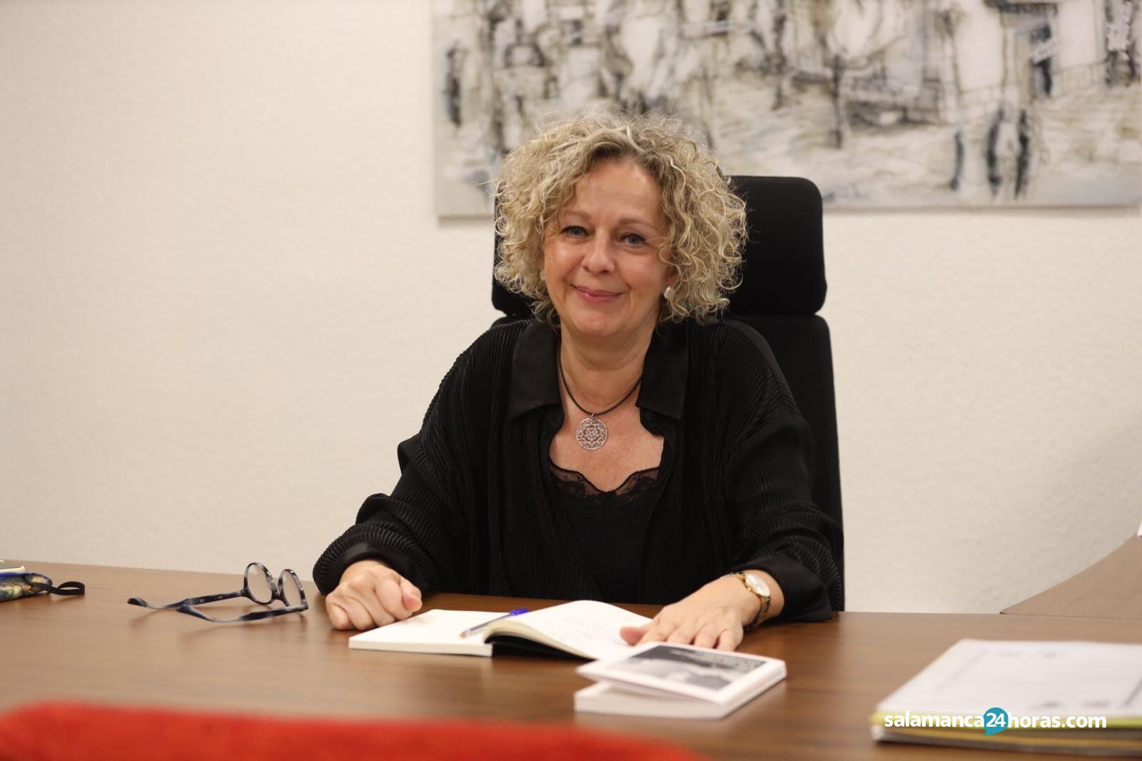 Celia Aramburu vicerrectora de estudiantes (6)