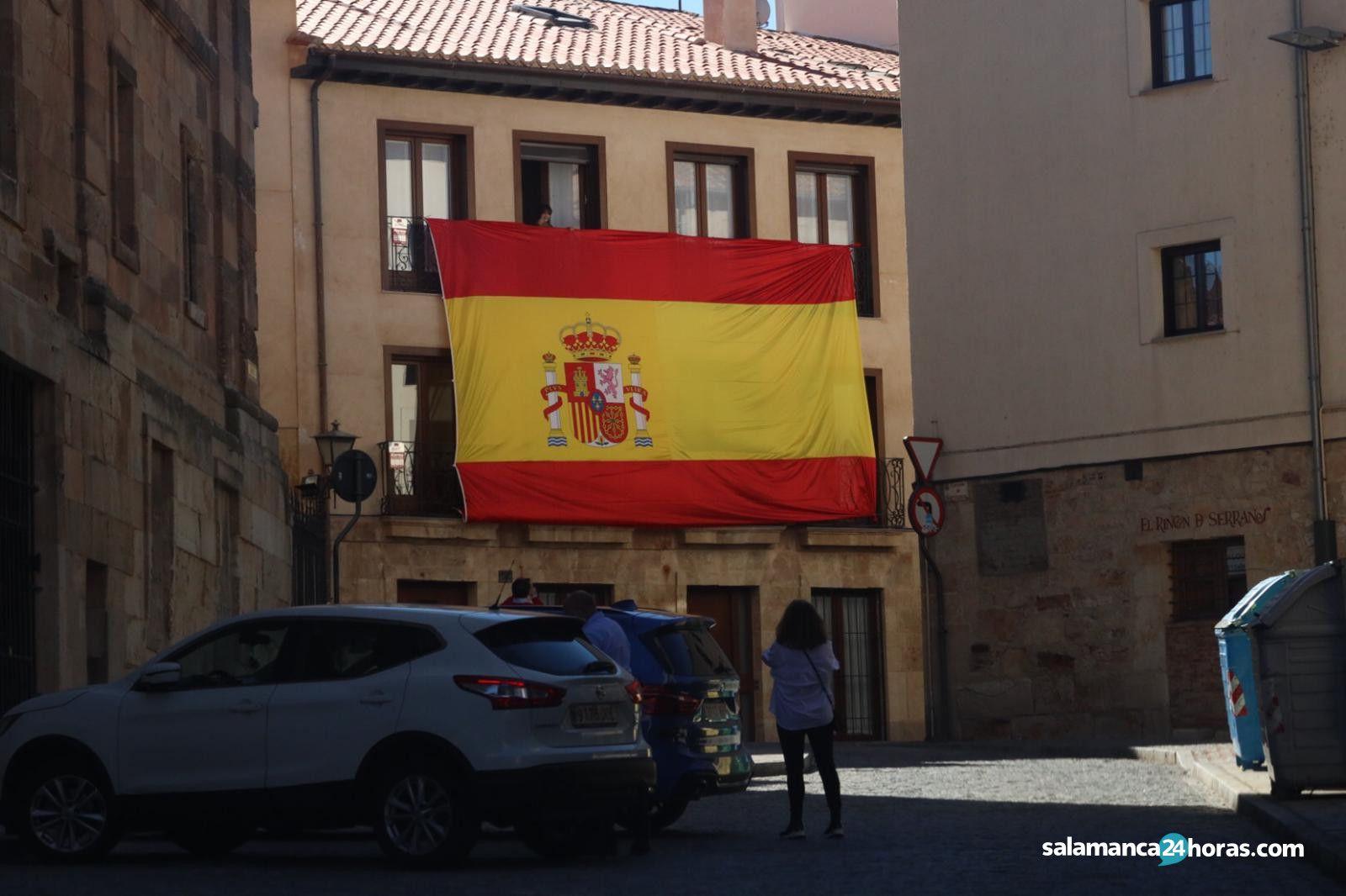 Bandera gigante Serranos 1