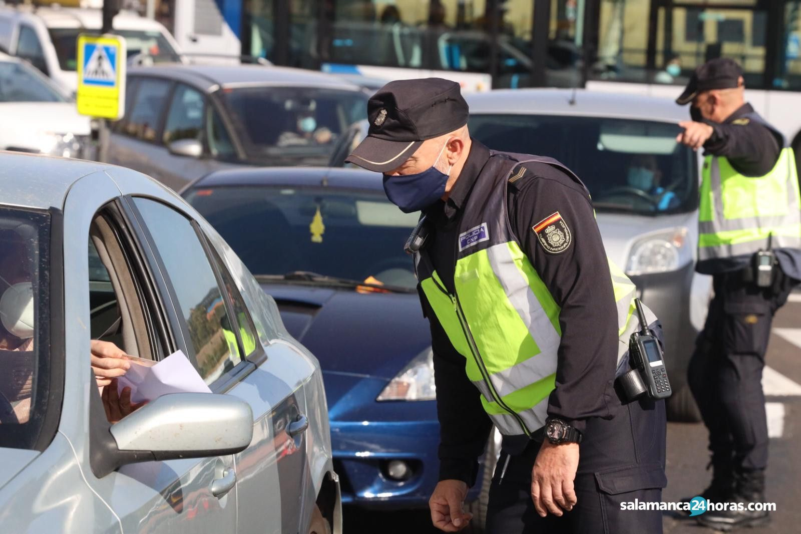 Controles de la Policía Nacional (10)