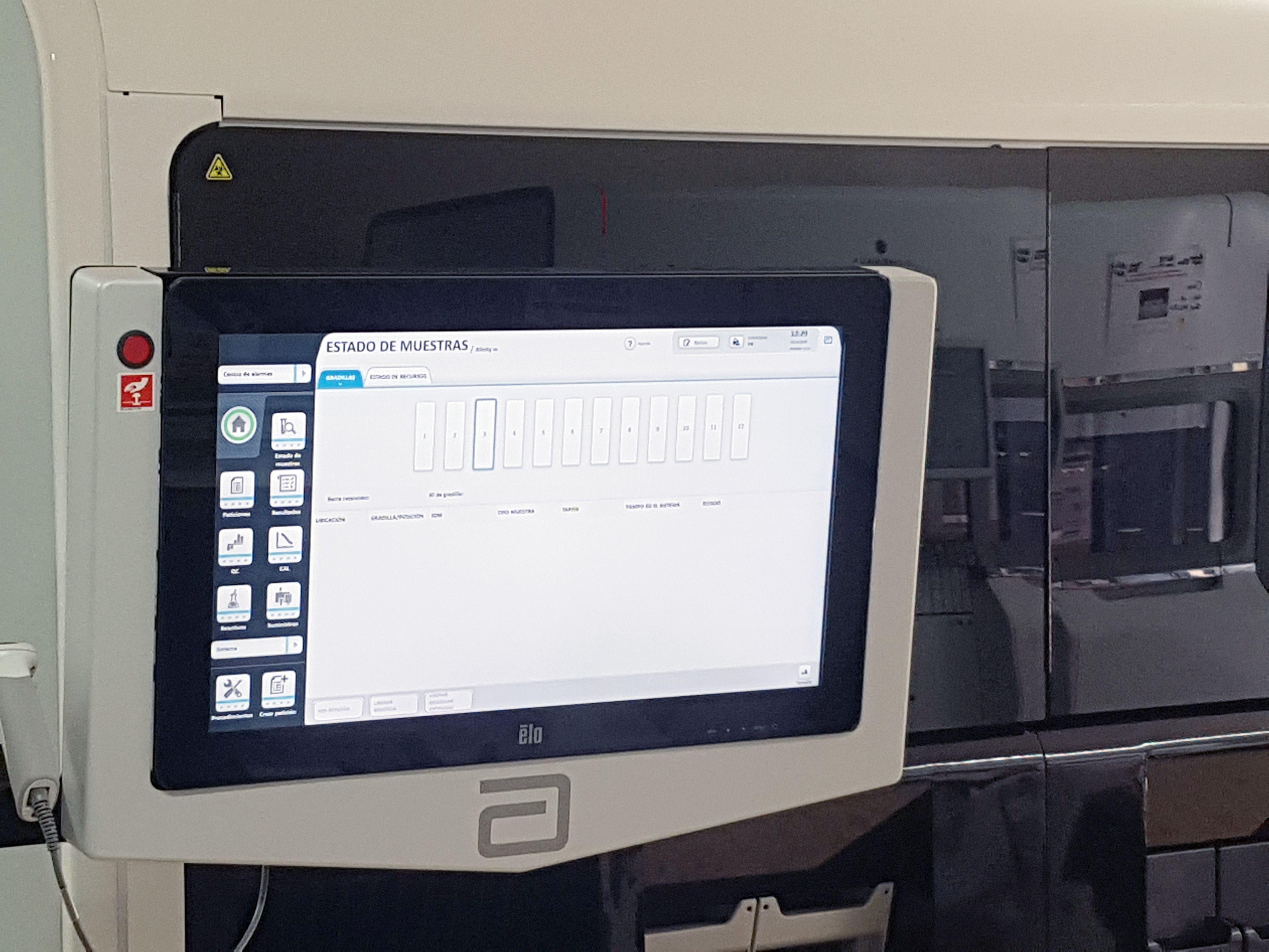 Nuevo Robot PCR Abbot 2