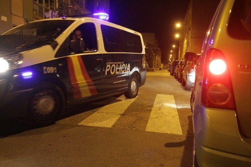 Detenido un joven de 22 a os por robar en dos viveros y for Viveros salamanca