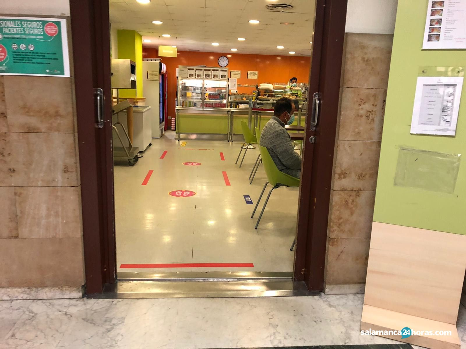 Cafetería Hospital 1