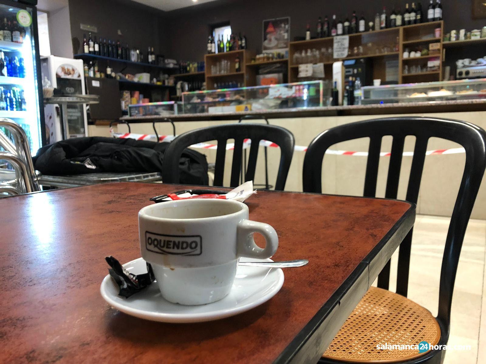 Cafetería facultad 1