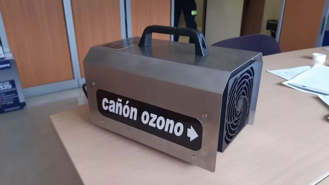 Cau00f1u00f3n de ozono