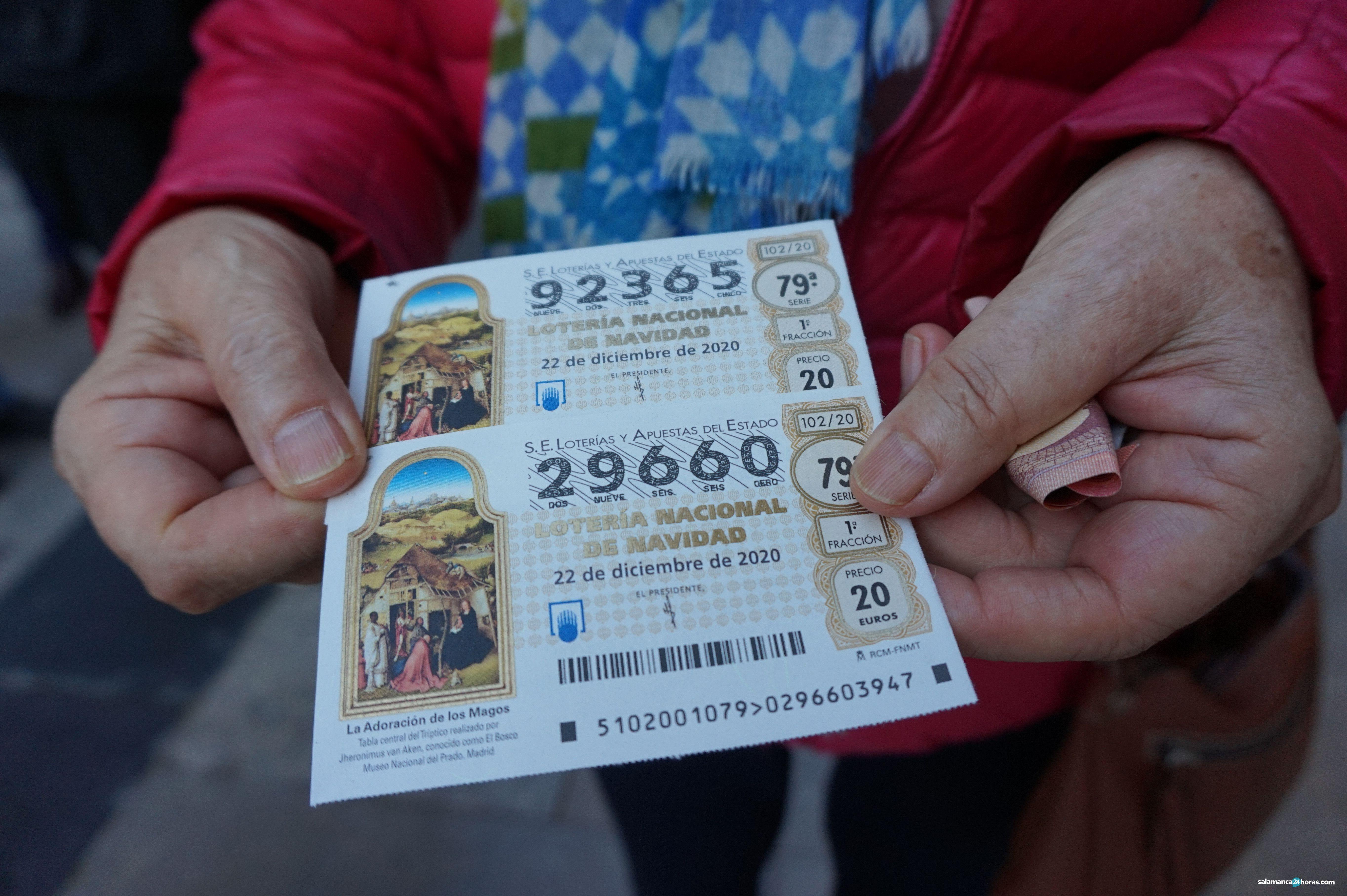 Lotería USAL décimo lotero colas  (27)