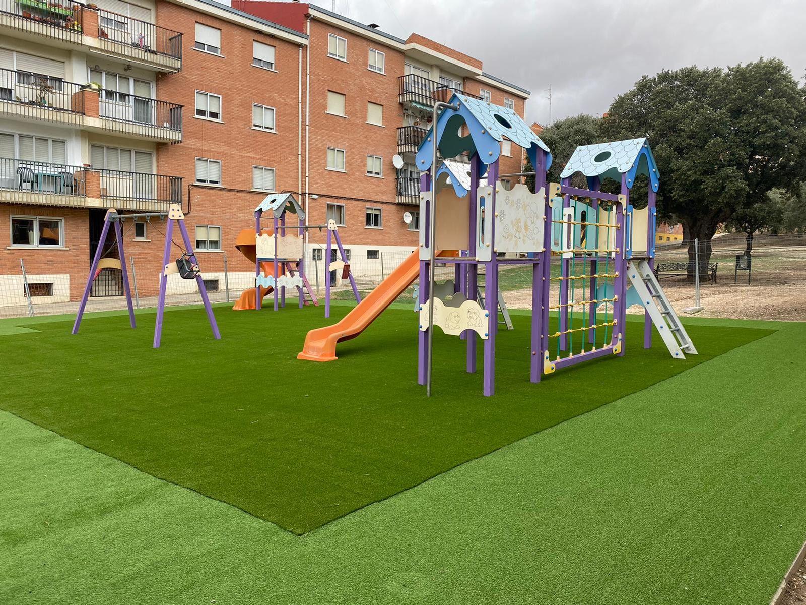 Jardines Terradillos El Encinar parques