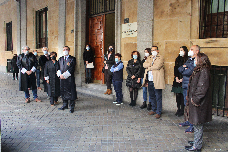 Audiencia Provincial concentración (2)