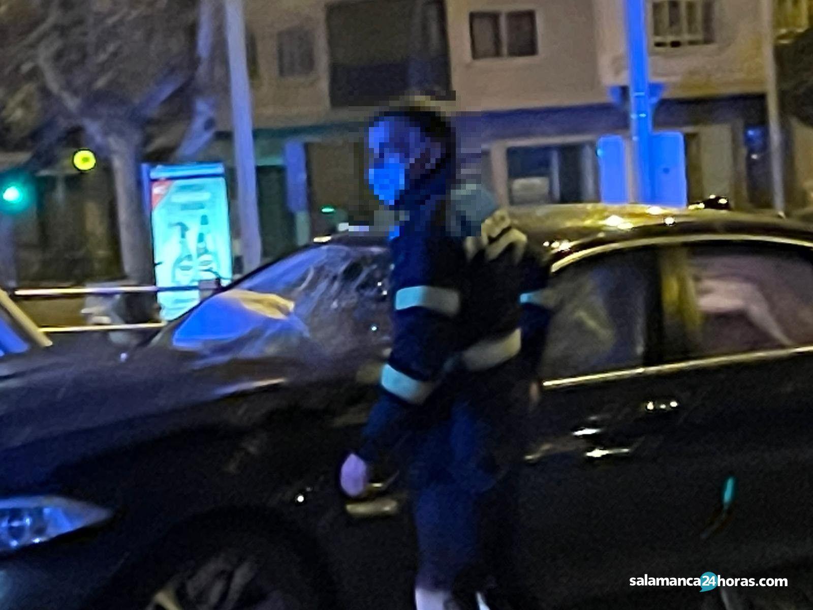 Accidente en la Avenida de Portugal (3)
