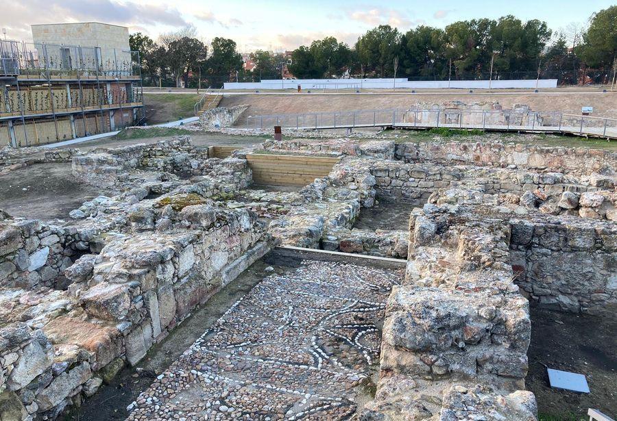 Visita ruinas convento san agustin (1)