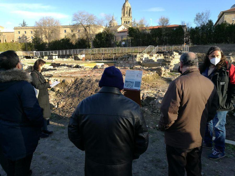 Visita ruinas convento san agustin (3)
