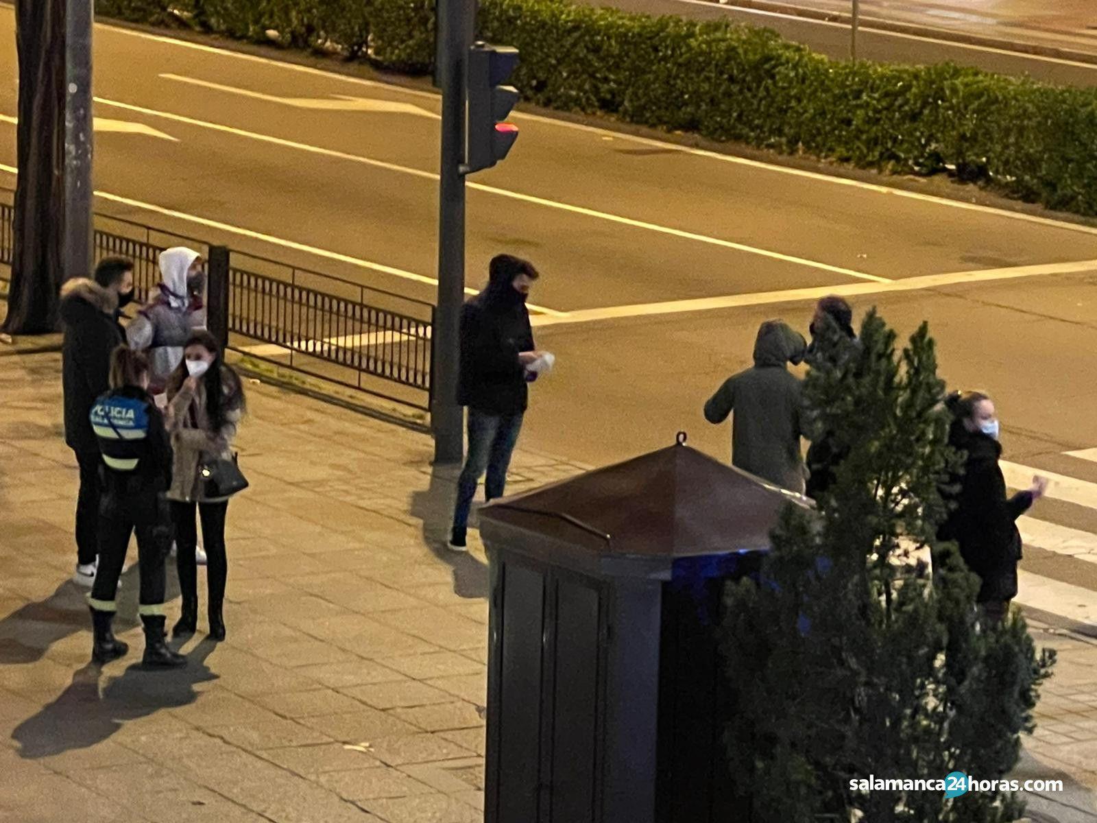 Policia local toque de queda (6)