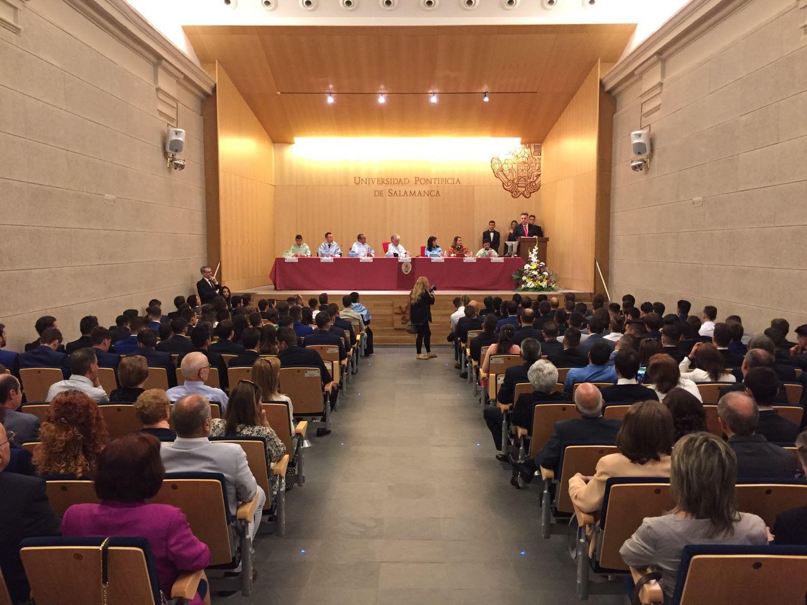 Nueva jornada de graduaciones en la upsa for Cerrajeros salamanca 24 horas