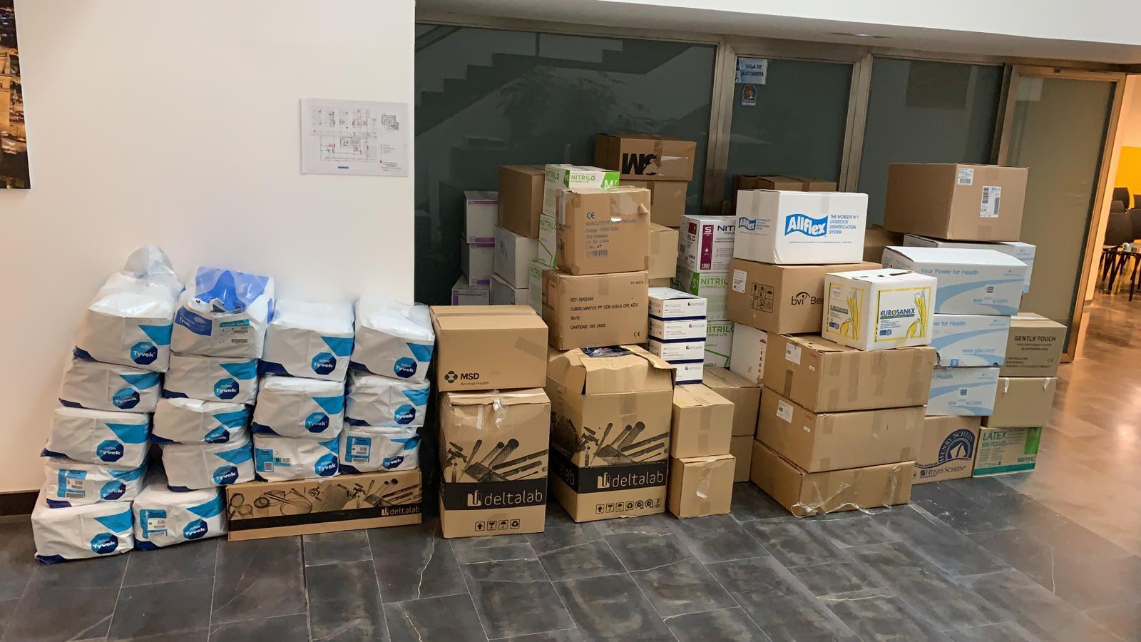 Salamanca responde: La Junta de Castilla y León recibe donaciones ...