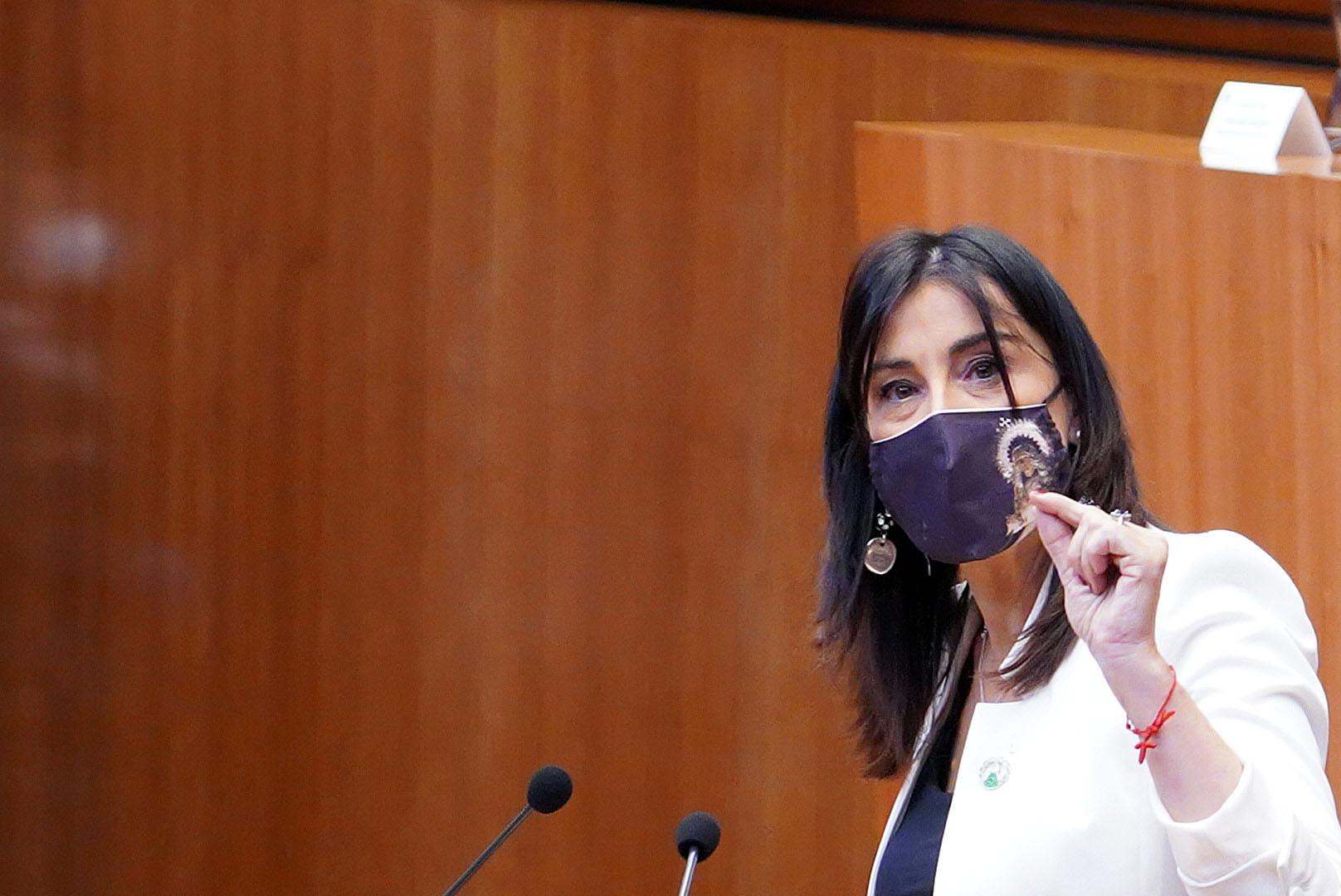 Ana Sánchez   Foto: ICAL