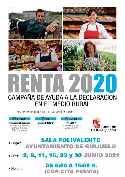 Renta en Guijuelo