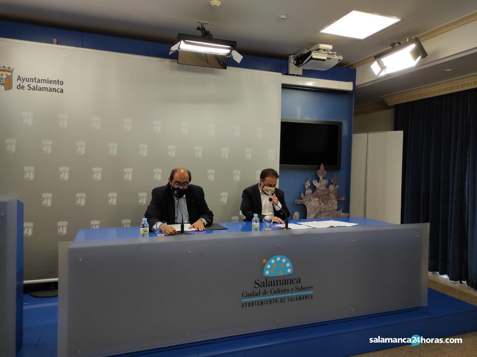 Fernando Rodríguez y Fernando Castaño (2)