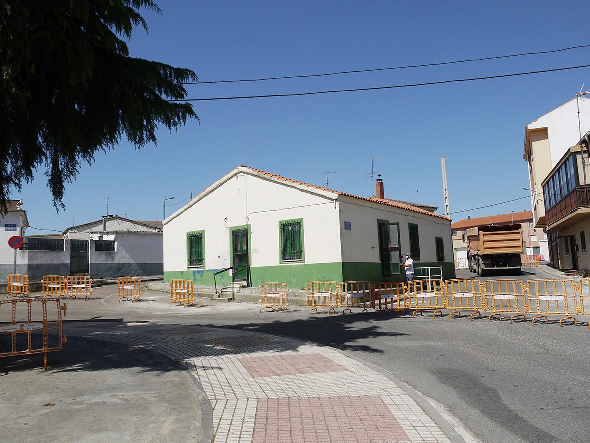 Derribo casa calle La Fuente 3